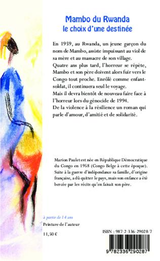 4eme Mambo du Rwanda