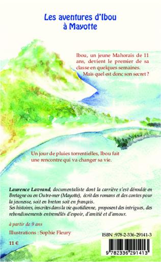 4eme Les aventures d'Ibou à Mayotte