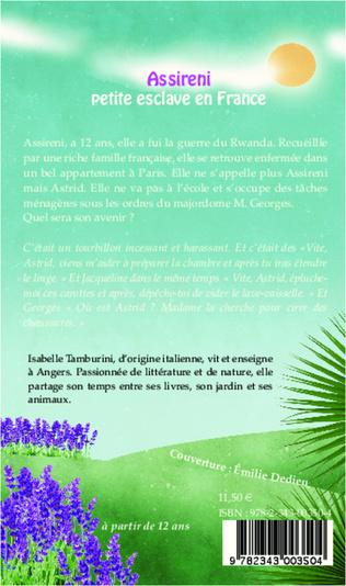 4eme Assireni, petite esclave en France