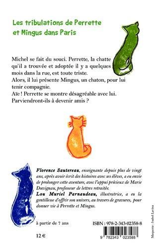 4eme Les tribulations de Perrette et Mingus dans Paris