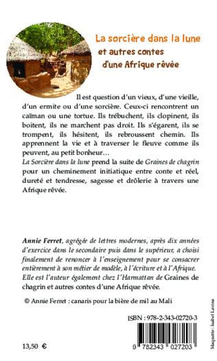 4eme La sorcière dans la lune et autres contes d'une Afrique rêvée