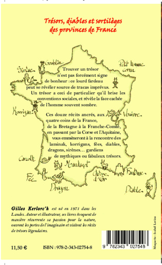 4eme Trésors, diables et sortilèges des provinces de France