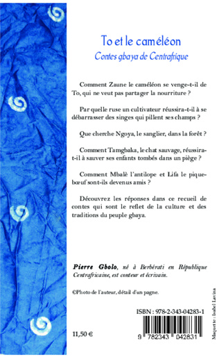 4eme To et le caméléon