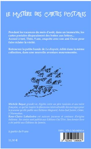 4eme Le mystère des cartes postales