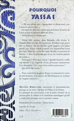 4eme Pourquoi Yassa ?