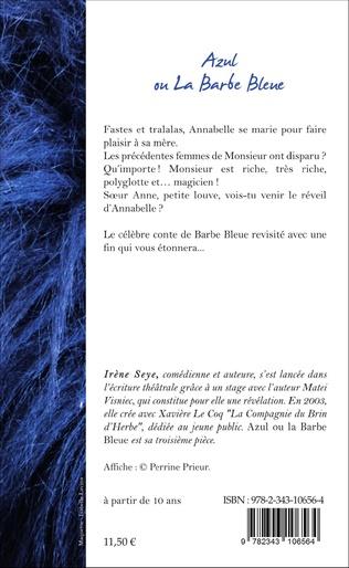 4eme Azul ou la Barbe Bleue