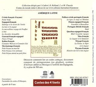 4eme Raconte-moi le codex d'Otlazpan / Cuéntame el códice de Otlazpan