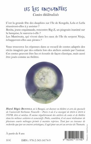 4eme Les Iles enchantées
