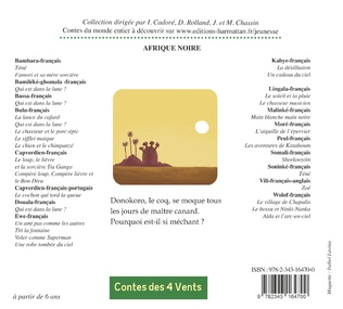 4eme Le coq vaniteux