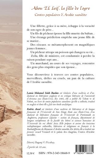 4eme Abou El Leif, la fille de l'ogre