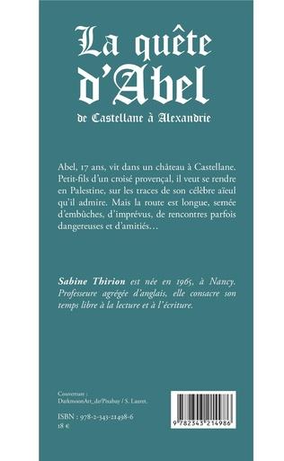 4eme La quête d'Abel