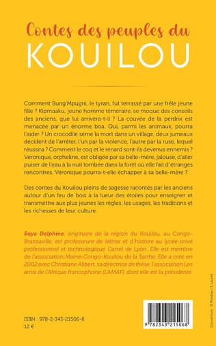 4eme Contes des peuples du Kouilou